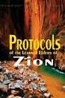 Protocols of the Learned Elders of Zion by Victor E Marsden (Paperback / softback, 2014)