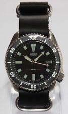 SEIKO 7002-700J Vintage Diver Bond Watch Classic Dial Automatic ZULU Strap