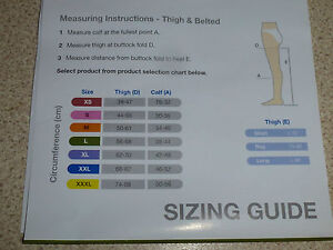 AntiEmbolic Stockings Medical Compression Stockings Large Size Belted fitting - <span itemprop='availableAtOrFrom'>penkridge, West Midlands, United Kingdom</span> - AntiEmbolic Stockings Medical Compression Stockings Large Size Belted fitting - <span itemprop='availableAtOrFrom'>penkridge, West Midlands, United Kingdom</span>