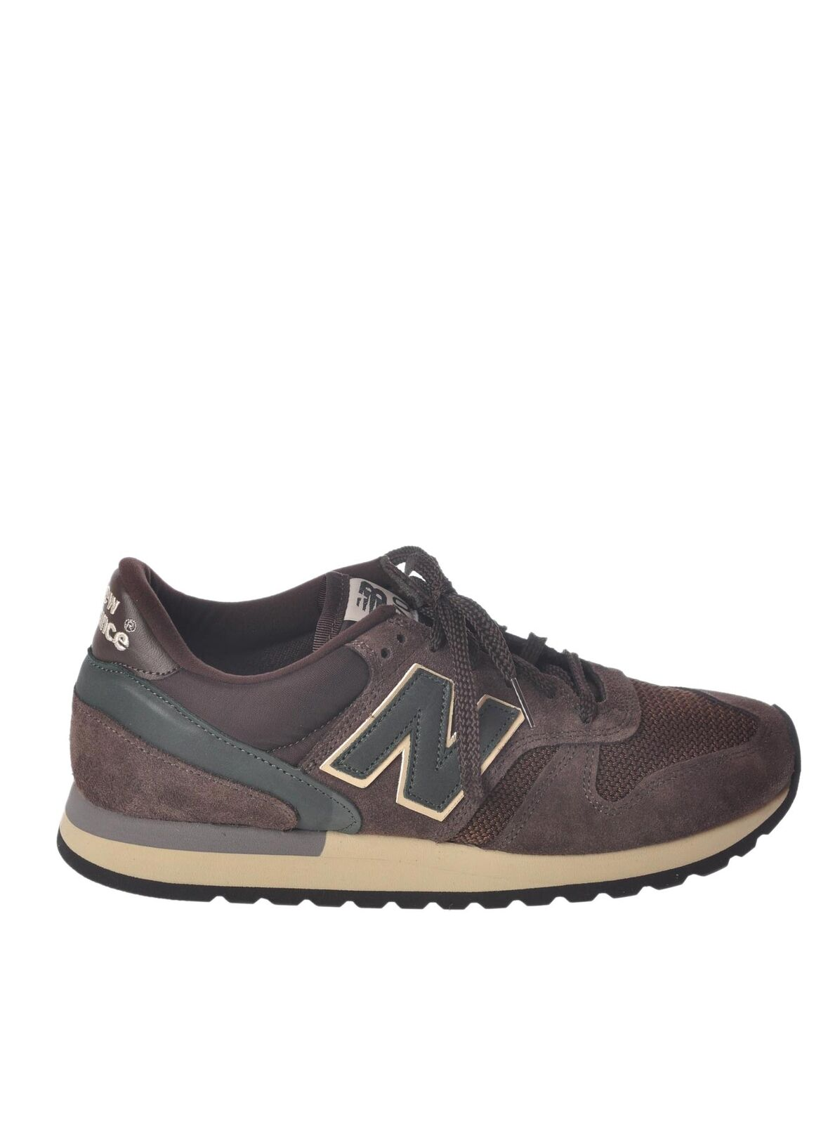 New Balance - shoes-Lace Up - Man - Brown - 4368310C193115