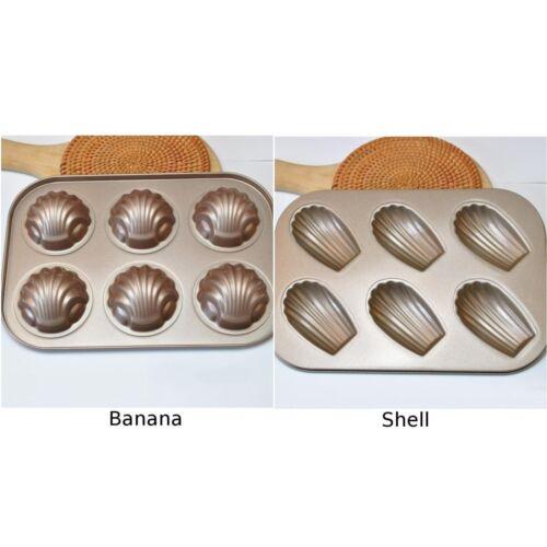 Pan Cake Mold Carbon Steel Baking Mould Non-stick Portable Premium Useful