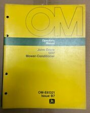 John Deere 1207 Mower Conditioner Operator Manual Om E61321 B 7