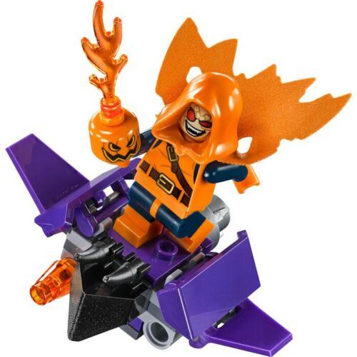Loose LEGO Marvel Super Heroes Hobgoblin with Glider Minifigure