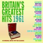 Britains Greatest Hits 1961 von Various Artists (2014)