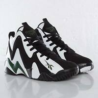 Reebok Kamikaze Ii 2 Green Supersonics Shawn Kemp Retro Mens Sneakers Sz 9.5