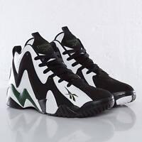 Reebok Kamikaze Ii 2 Green Supersonics Shawn Kemp Retro Mens Sneakers Sz 9.5