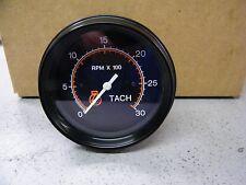 DATCON 71632-00 DIESEL TACHOMETER 0- 3000 RPM  86MM / 3 3/38