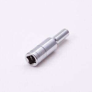 27//28//30mm 1//2 Drive 6 Point Axle Nut Hex Socket Hexagonal Plum Sleeve Wrench 1x