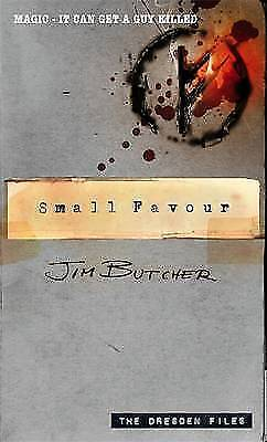 Small Favour-ExLibrary