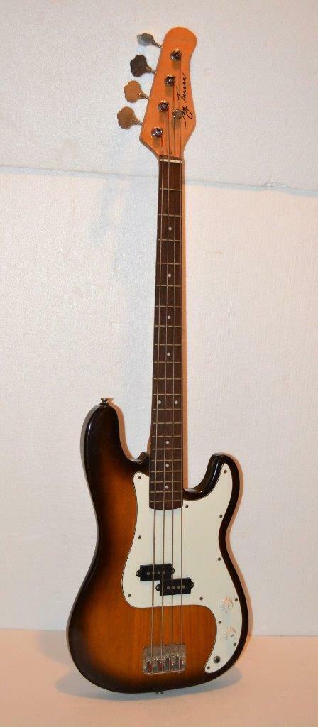 Jay Turser Jazz Bass Guitar