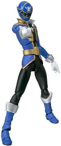 S.H.Figuarts Kaizoku Sentai Gokaiger GOKAI Blau Action Figure Japan from BANDAI