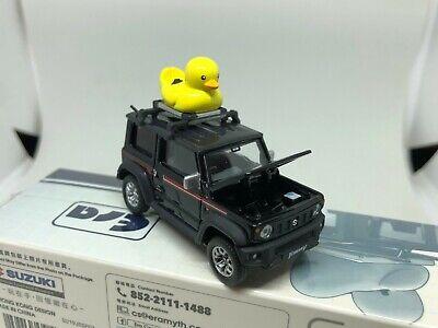 Era Car 1:64 Suzuki Jimmy Sierra With Era Duck Limited Edition Merci Di Alta Qualità