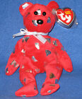 TY YUMMY the BEAR - WALGREENS EXCLUSIVE BEANIE BABY - MINT with MINT TAGS
