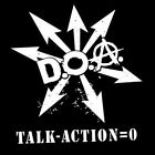 Talk - Action = 0 [PA] by D.O.A. (CD, Mar-2011, Sudden Death)