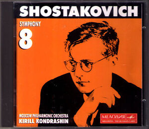 Kirill-Kondrashin-Shostakovich-Symphony-No-8-CD-Sintony-Shostakovich-Moscow