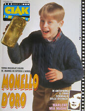 CIAK 12 1992 Macaulay Culkin Danny De Vito Gerard Depardieu Daniel Day-Lewis