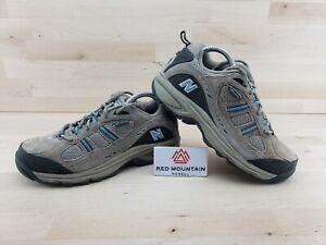 New Balance 646 Suede Water Resistant Hiking Shoes WW646BR - Women's Size 8.5