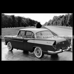 #pha.022023 Photo SIMCA VEDETTE BEAULIEU 1957-1961 Car Auto j3htqAzm-08025852-490132840