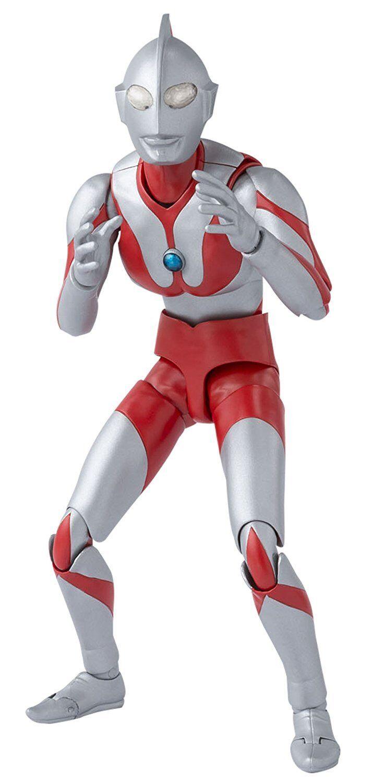 S. H. Figuarts Ultraman alrojoedor de 150 mm