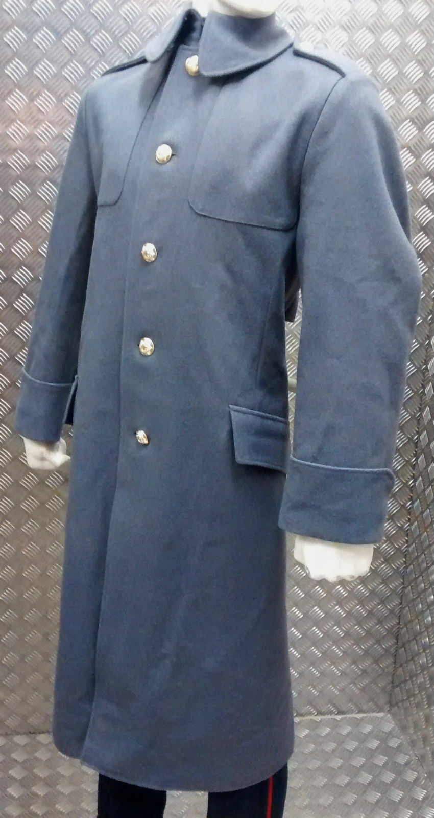 Genuine British Army Household Division Greatcoat   Great Coat MOD - All Sizes