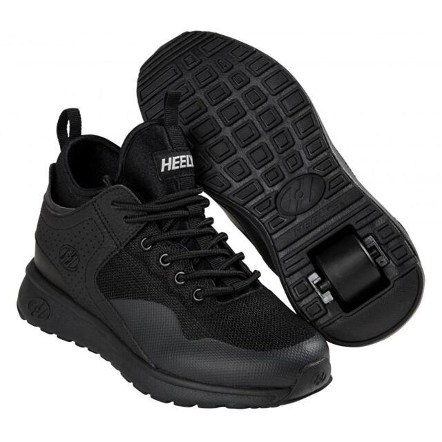 eeb87a907ee8 Heelys Piper Triple Black Kids Heely Shoe. Boys Heelys Girls Heelys ...