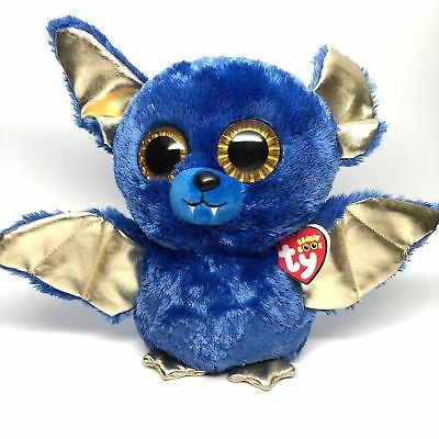 """Ty Beanie Boos ~ OZZY the 6/"""" Halloween Bat NEW MWMT/'S Walgreen/'s Exclusive"""