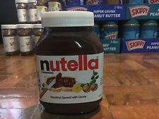 Nutella Hazelnut Spread with Cocoa 950g (33.5OZ)