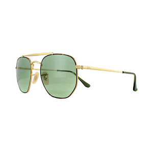 d22ced8e0c Ray-Ban Sunglasses Marshal 3648 91034M Tortoise Gold Green Gradient ...