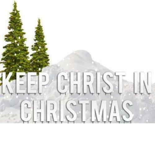 Keep Christ in Christmas Yard Letters Decoration FREE SHIPPING