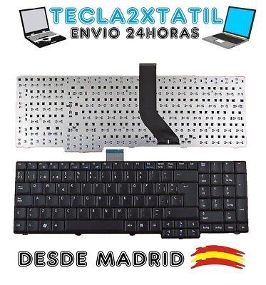 Blanco 9J.N4282.T3D Teclado Acer Aspire 2920 Series Español