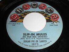 Sugar Pie De Santo: Slip-In Mules (No High Heel Sneakers) / Mr. & Mrs. 45 - Soul