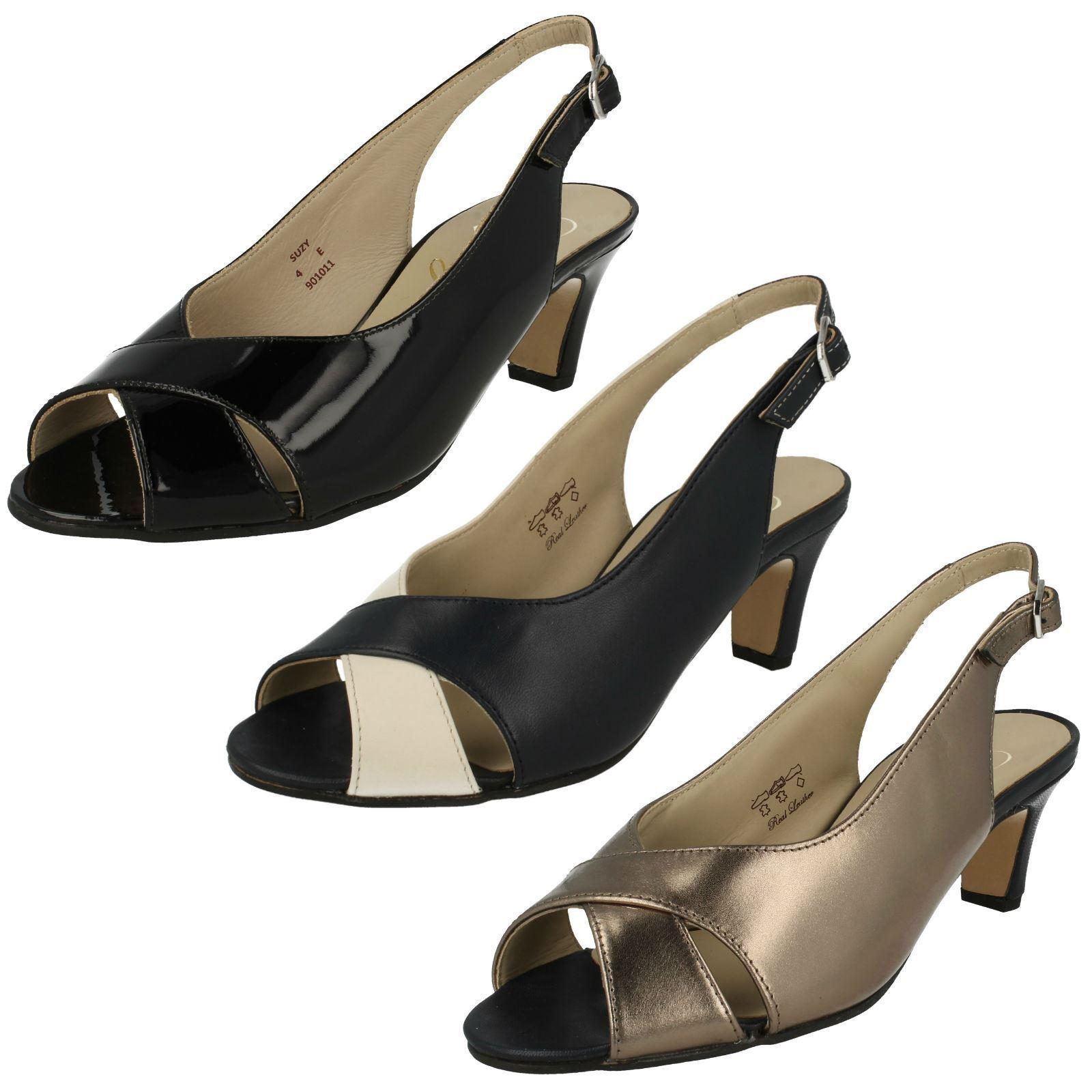 compra nuovo economico Equity Equity Equity Suzy Donna Sandali con cinturino alla caviglia  una marca di lusso