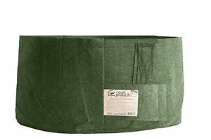 10-Root-Pouch-vert-570L-150Gallon-Geotextile-Smart-grow-Pot-container