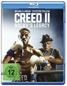 Creed-II-Rocky-039-s-Legacy-Blu-ray-Neu-und-Originalverpackt-Creed-2-Teil-2
