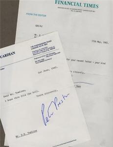 Financial-Times-amp-Guardian-Editors-letters-1982-Peter-Preston-Geoffrey-Owen-c14