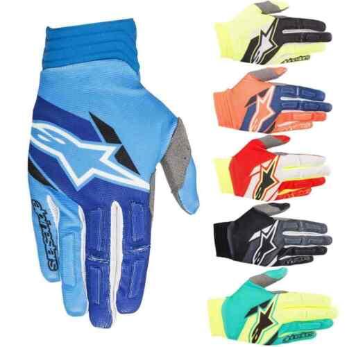 Alpinestars Racing Aviator S8 Mens MX Dirt Bike Off Road Motocross Gloves