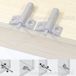 25x t ranschlagd mpfer t rd mpfer anschlagd mpfer schrank schublade d mpfer grau ebay. Black Bedroom Furniture Sets. Home Design Ideas