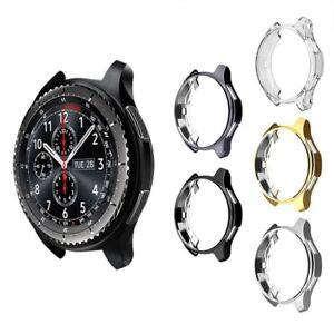 Custodia-PROTETTIVA-TPU-Case-Cover-per-Samsung-SMART-WATCH-GEAR-s3-46mm-Frontier-Galaxy