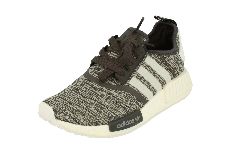 Adidas Originali Nmd _R1 Donna Scarpe da Ginnastica da Corsa Αθλητικά παπούτσια BY3035