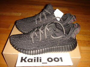 89cb6f42d64 Adidas Yeezy Boost 350 Low Pirate Black Moonrock Turtle BB5350 Kanye ...