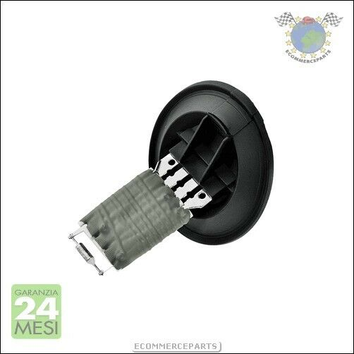 Resistenza Ventilatore Abitacolo Ajs Per Audi A2 A1 Seat Ibiza Iii Iv Cordoba