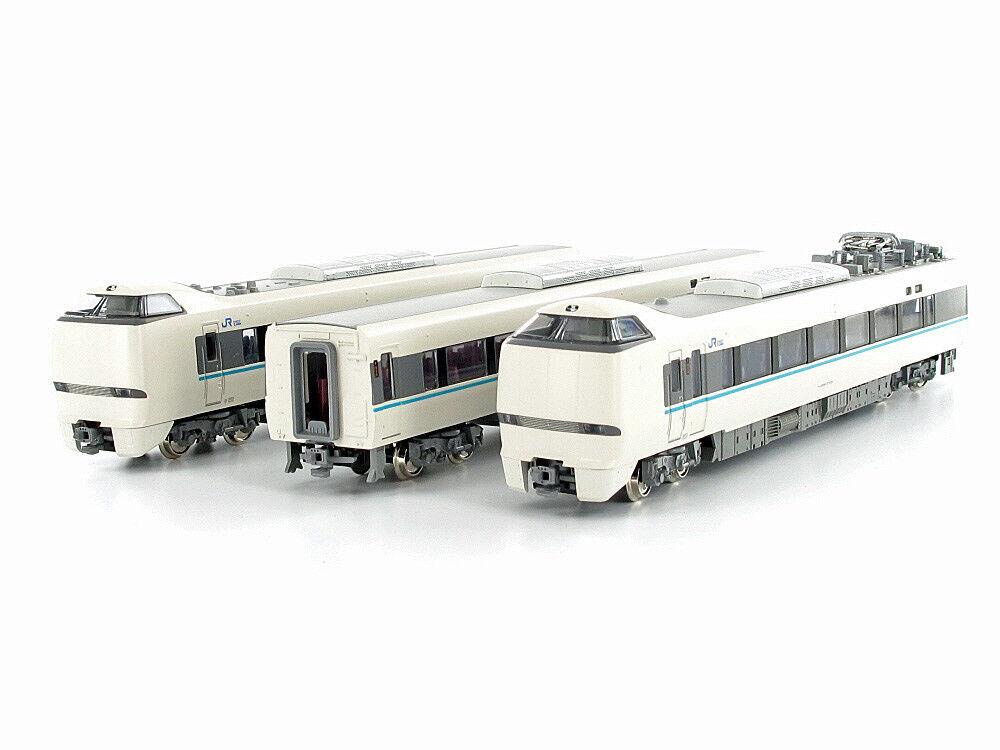 Kato 10-1364 10-1364 10-1364 - elektrotriebzug series 289 Kuroshio jr west complemento-pista n cc8ce8