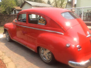 1946 Plymouth 2 Dr Sedan