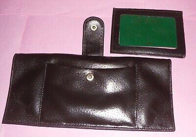 Regalo Vintage Wallet Da Churchill-mostra Il Titolo Originale Aiutare A Digerire Cibi Grassi
