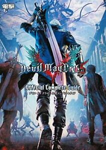 Devil-May-Cry-5-Official-Complete-Guide-Japan-Game-Book