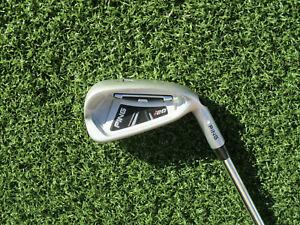 PING i20 4 Iron White Dot PING CFS Regular Flex Steel Shaft RH EXCELLENT!!!