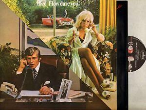 10CC-how-dare-you-UK-Original-LP-EX-EX-Art-Rock-Pop-Rock-9102-501-1975