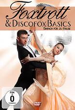 Tanzschule DVD Foxtrott und Discofox Basics