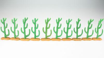 TIMPO TOYS - 10x Kaktus - dünn fünfarmig - Cactus