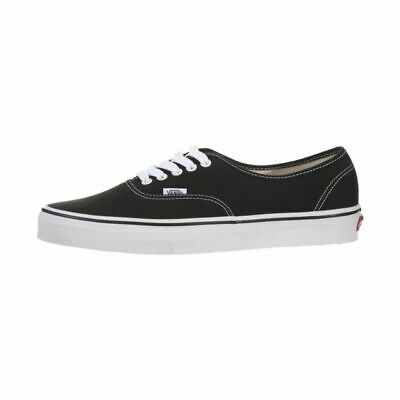 SALE MENS VANS VANS AUTHENTIC BLACK VN000EE3BLK SZ 5 BRAND NEW IN ...